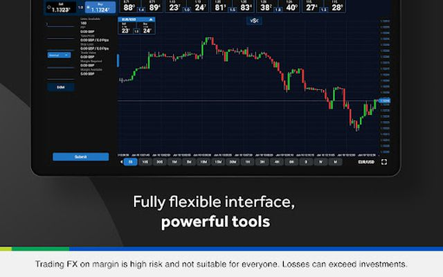 Image of OANDA fxTrade for Android