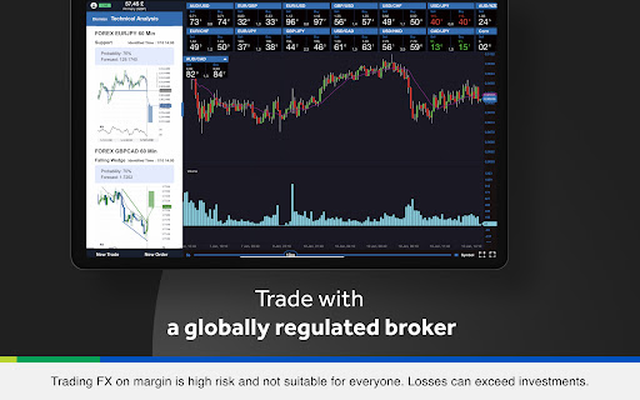 Screenshot 13 of OANDA fxTrade for Android