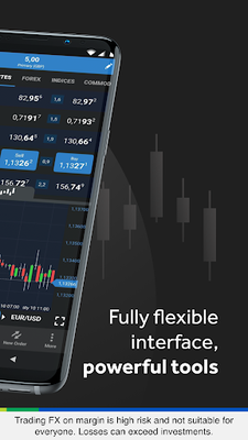 Screenshot 11 of OANDA fxTrade for Android
