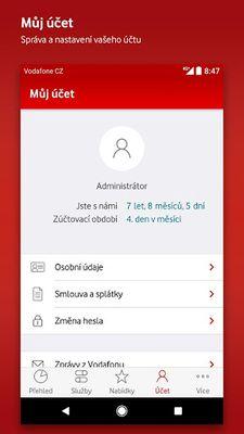 Image by Můj Vodafone