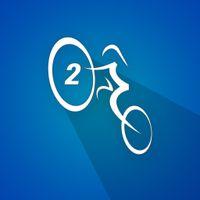 자전거 네비게이션 속도계 - 바이크티 아이콘