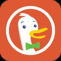 DuckDuckGo Privacy Browser アイコン