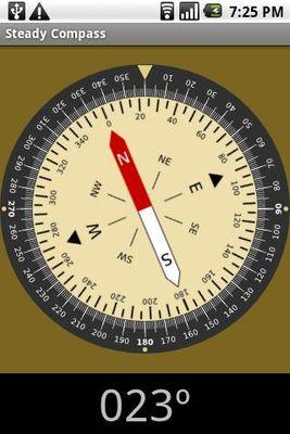 Stabilized compass screenshot apk 3
