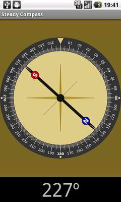 Stabilized compass screenshot apk 2