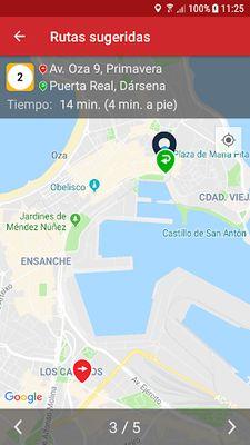 Image of Bus Coruña