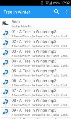 Image 2 of Music Folder Player Full