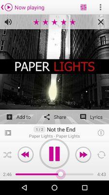 Image 4 of PlayerPro Cloudy Pink Skin