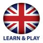 Aprender e jogar. Inglês 1000 palavras