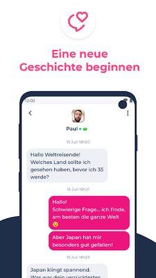 Image 1 of LoveScout24 - Flirt App
