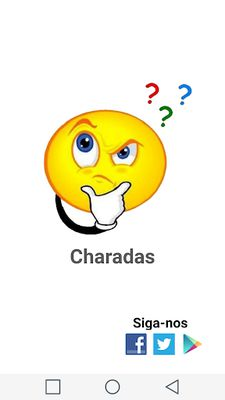 Charades screenshot apk 8
