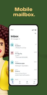 Image 2 of Posti mobile