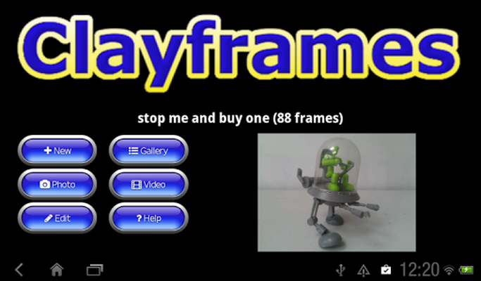 Image 9 of Clayframes Lite - stop motion