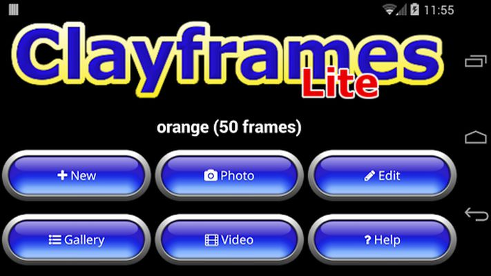 Clayframes Lite image 3 - stop motion