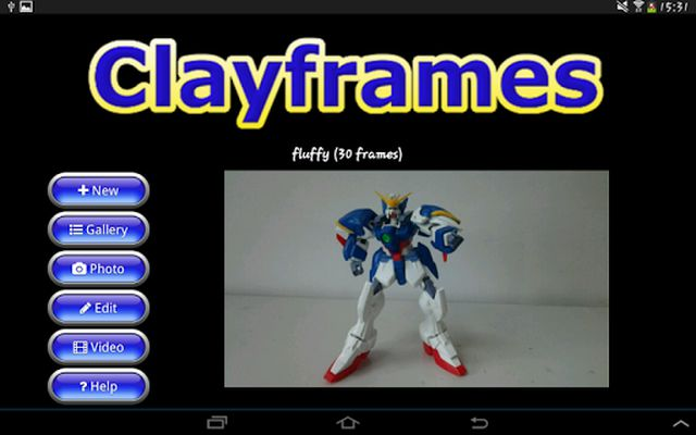 Image 8 of Clayframes Lite - stop motion