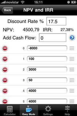 Image 2 of Financial Calculator Trial
