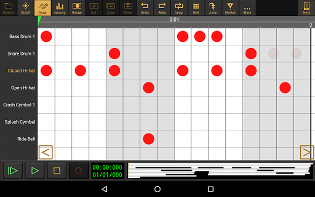 Image 9 of Audio Evolution Mobile Studio