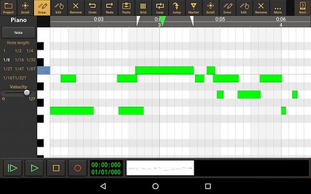 Image 8 of Audio Evolution Mobile Studio