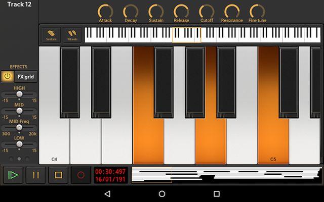 Image 7 of Audio Evolution Mobile Studio
