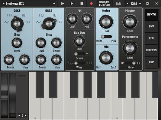 Image 2 of Audio Evolution Mobile Studio