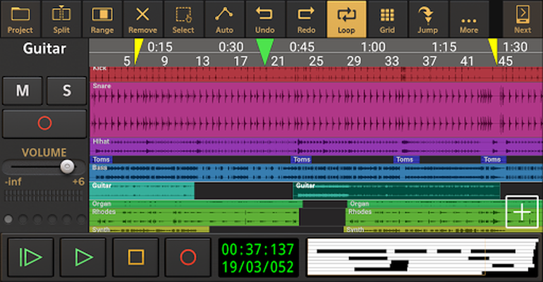 Image 19 of Audio Evolution Mobile Studio