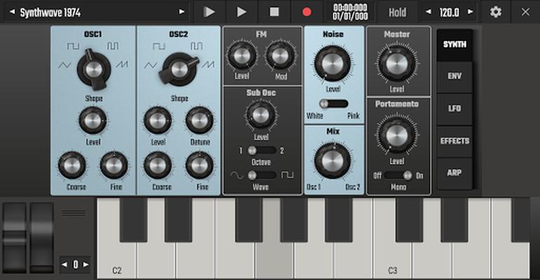 Image 17 of Audio Evolution Mobile Studio