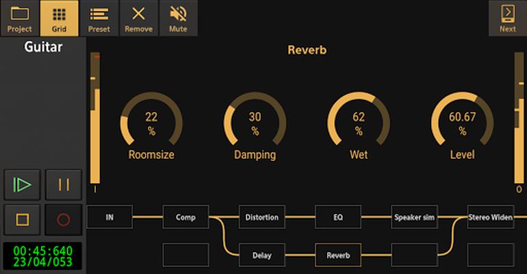 Image 16 of Audio Evolution Mobile Studio