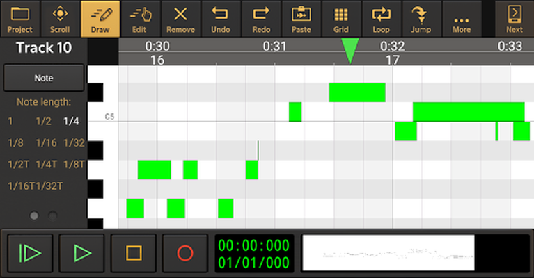Image 15 of Audio Evolution Mobile Studio