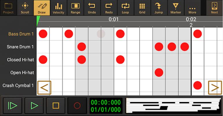 Image 14 of Audio Evolution Mobile Studio