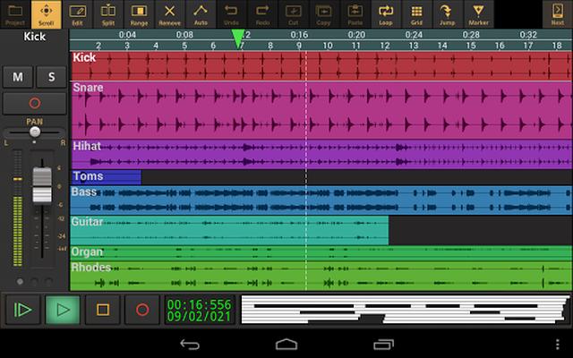 Image 13 of Audio Evolution Mobile Studio