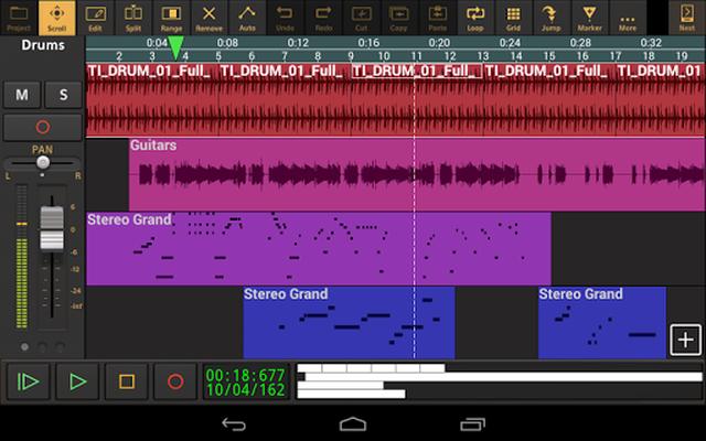 Image 11 of Audio Evolution Mobile Studio