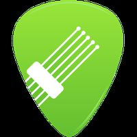 Guitar chords and tabs icon