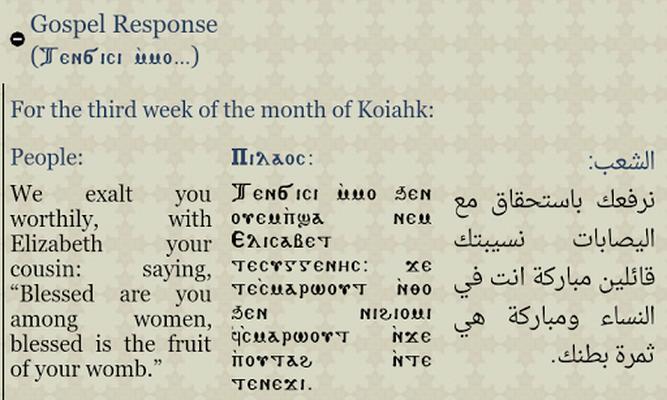 Image 18 of Coptic Reader
