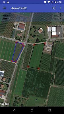 Image 5 of Area & Distance Calculator GPS