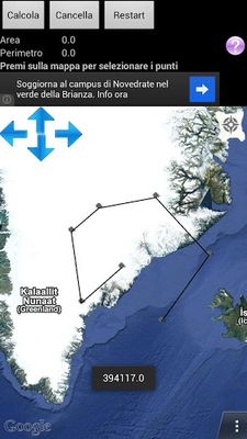 Image 6 of Area & Distance Calculator GPS