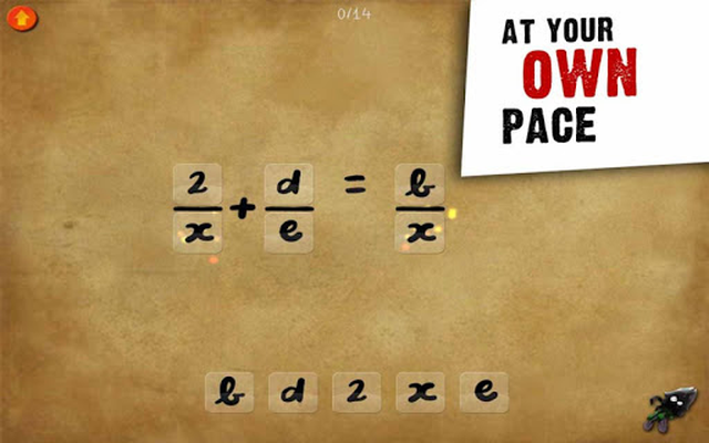 Image 14 of DragonBox Algebra 5+