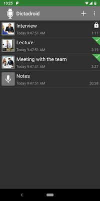 Image 4 of Dictadroid Voice Recorder