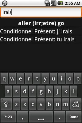 Image 1 of French Verbs Pro