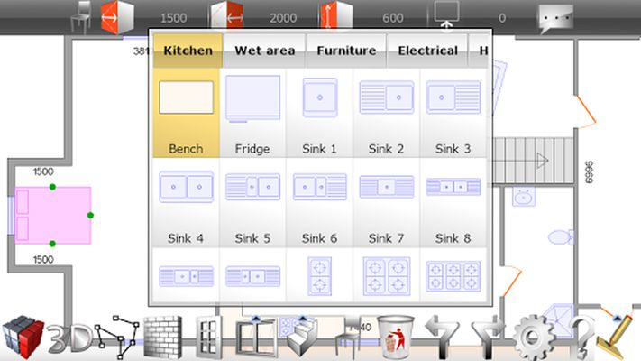 RedStick Site CAD Image