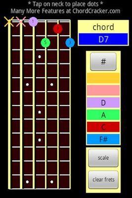 Guitar Chord Cracker Image 1