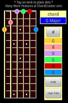 Guitar Chord Cracker Video