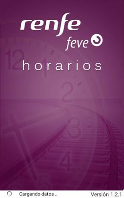 Image 4 of RENFE FEVE Schedules