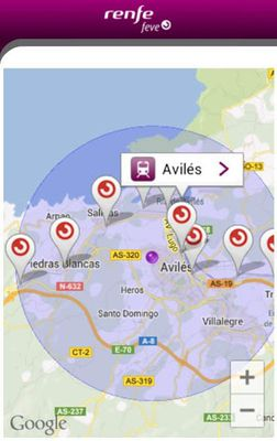 Image 5 of RENFE FEVE Schedules