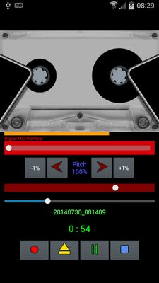 Virtual Recorder screenshot apk 1