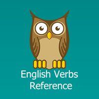 Ícone do Verbos em Inglês