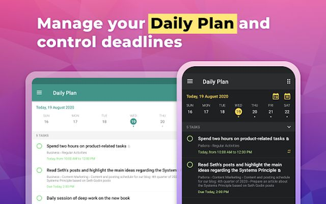 Image 1 of Chaos Control: Task List & GTD
