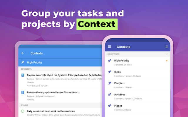 Image from Chaos Control: Task List & GTD