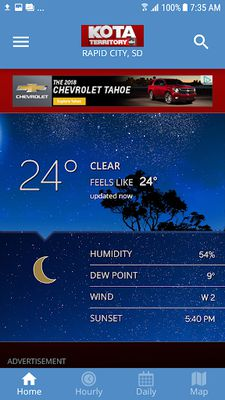 Image 2 of KOTA Mobile Weather