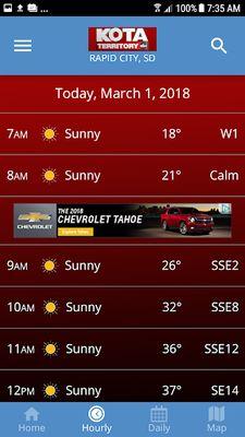 KOTA Mobile Weather Image 1