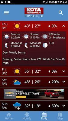 Image 3 of KOTA Mobile Weather