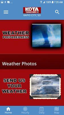 Image 4 of KOTA Mobile Weather